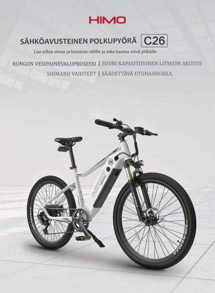 Himo-sähköpyörä