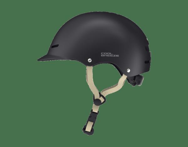 Himo K1 pyöräilykypärä musta