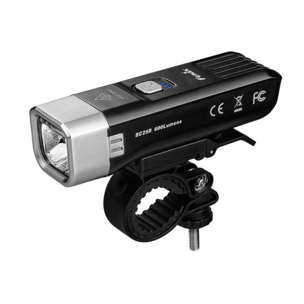 Fenix BC25R ladattava polkupyörän valo