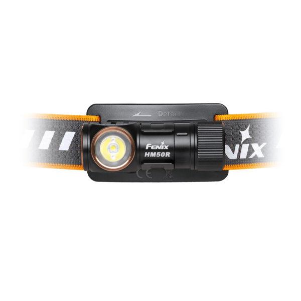 Fenix HM50RV v2 ladattava otsalamppu
