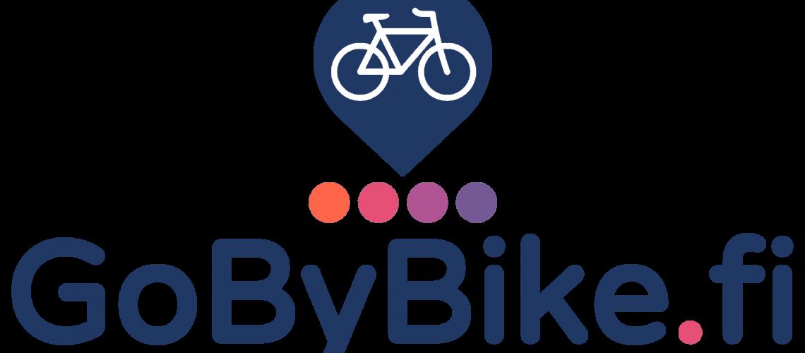 GoByBike logo pysty